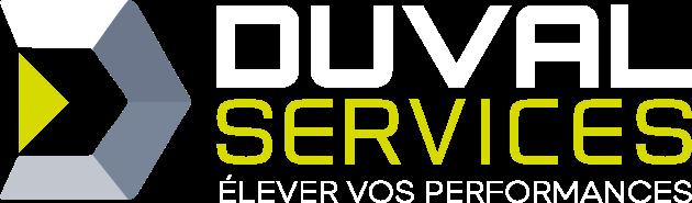 Logo Duval Services - elever vos performances